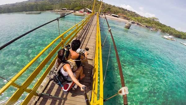 5 Objek Wisata Spesial yang Ada Di Nusa Penida atau Ceningan
