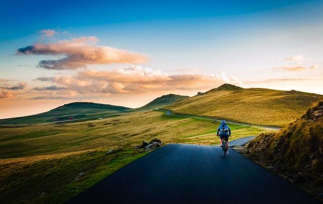Cara Meringankan Kayuhan Sepeda di Tanjakan