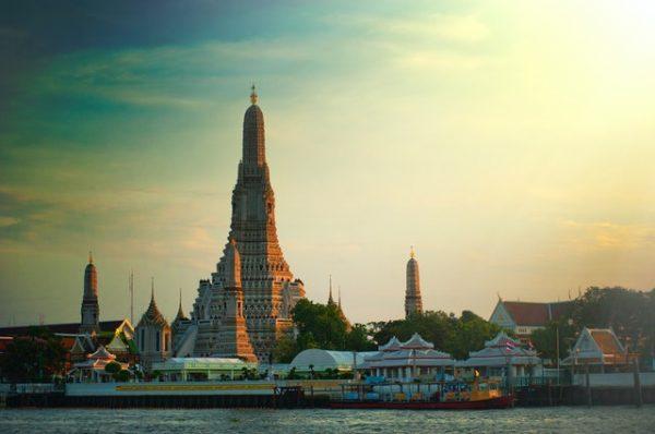 wisata terpopuler di Thailand